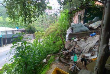 Derrumbes causan estragos en la Panamericana