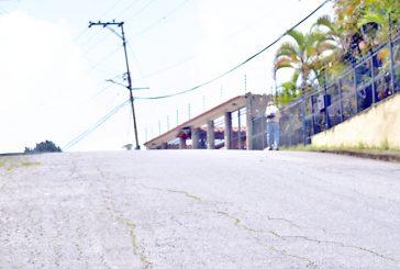 Sector El Caimán es zona roja