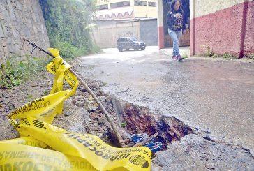 20 fallas de Hidrocapital se contaron en Los Salias