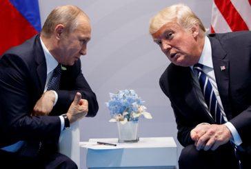 """Trump afirmó que es hora de trabajar """"constructivamente"""" con Rusia"""