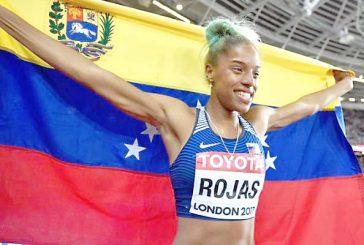 Yulimar Rojas: Campeona de oro