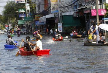 Inundaciones en Tailandia dejan a 23 personas fallecidas
