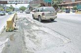 Autoridades municipales denuncian caos en la Panamericana