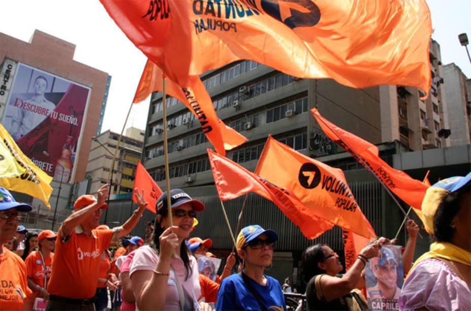 Voluntad Popular aspira ir a Regionales sin abandonar las calles