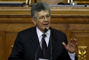 Ramos Allup: ANC reculó sobre disolución de la AN por presión internacional