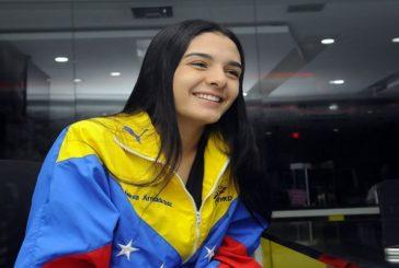 Andrea Armada con un nuevo objetivo en la mira: El Campeonato Panamericano