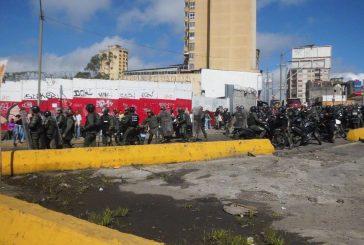 Detenidas dos periodistas de la Gobernación de Miranda durante protesta