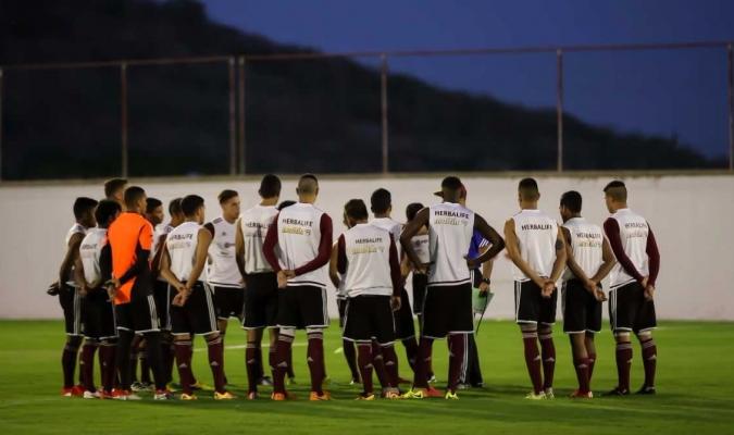 Vinotinto Sub 20 empieza preparación para Bolivarianos 2017 y Sudamericano 2019