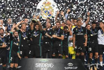 Real Madrid ¡Supercampeones de Europa!