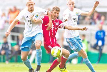 Bayern Múnich y Borussia Dortmund arrancaron con victoria en Copa Alemana