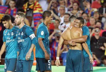"""El Madrid """"Se Queda"""" con el primer round de la Supercopa"""