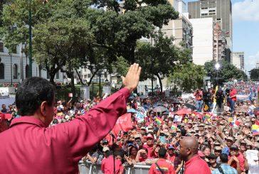Maduro pidió citar a responsables de las protestas ante la ANC