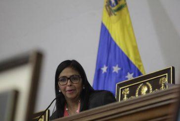 Delcy Rodríguez: El Parlamento debe coexistir con el poder constituyente
