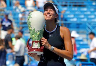 Muguruza conquista el Masters 1000 de Cincinnati