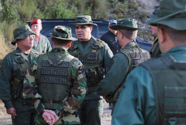 Vladimir Padrino López negó incursión de GNB en territorio colombiano