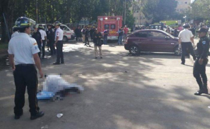 Al menos 6 muertos tras ataque pandillero a hospital de Guatemala