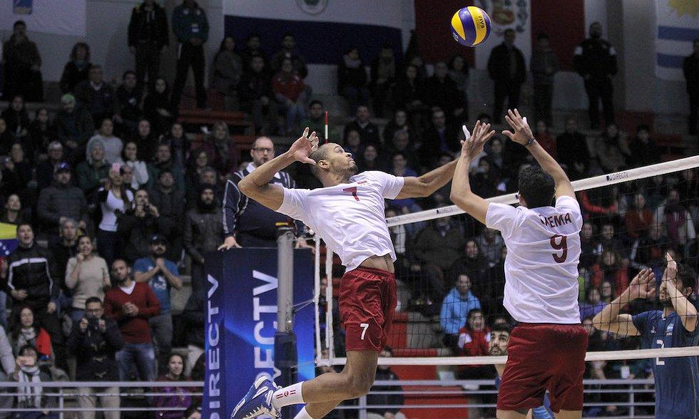 La Vinotinto de Voleibol es finalista del Campeonato Sudamericano