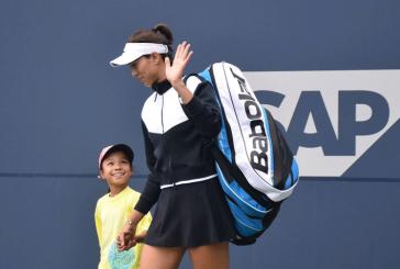 Muguruza se quedó en puertas de la final del torneo de Stanford