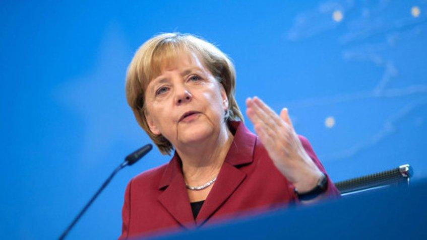 Angela Merkel no considera que la escalada militar sea la solución en Corea del Norte