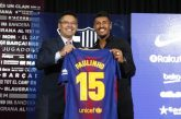 """Paulinho, el nuevo fichaje del Barcelona llega """"con mucha confianza"""""""