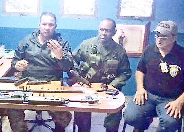 Cinco muertos dejó enfrentamiento en Caucagua