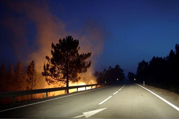 Portugal tiene dificultades para controlar sus incendios