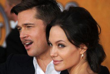 Brad Pitt y Angelina Jolie paralizan su divorcio