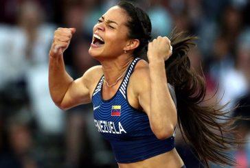 Robeilys Peinado le da la primera medalla a Venezuela en Mundial de Atletismo