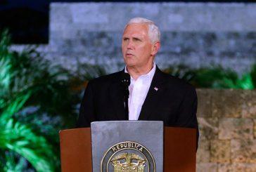 Mike Pence: Esperamos que Brasil, México, Chile y Perú se unan a romper vínculos con Corea del Norte