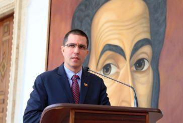 Venezuela rechaza declaraciones de Donald Trump