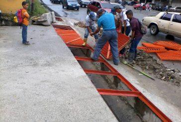 Programa Acupuntura Urbana llegó para recuperar espacio en La Matica