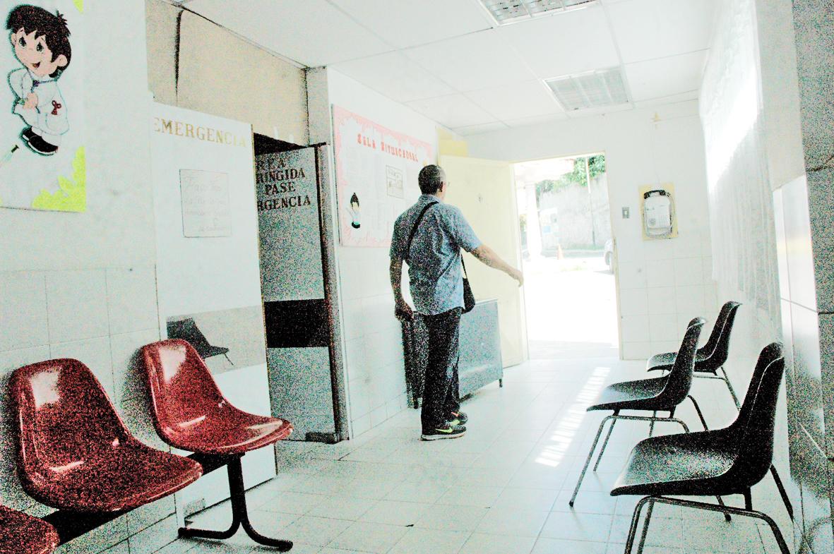 Un mes sin agua tiene el  ambulatorio de San Pedro