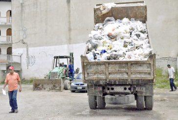 Aseo urbano está al 80% de su capacidad en Carrizal