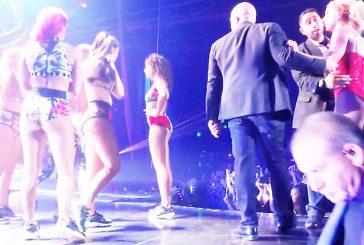 Britney Spears pasó  tremendo susto