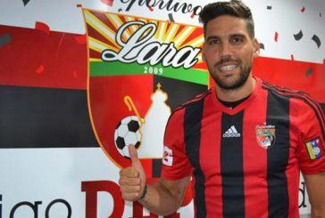 Gabriel Cichero se desvinculó del Deportivo Lara