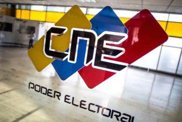 Partidos podrán presentar libros contables ante el CNE hasta el 30 de noviembre