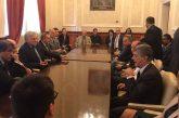 AN sesiona junto a embajadores en el Palacio Federal Legislativo