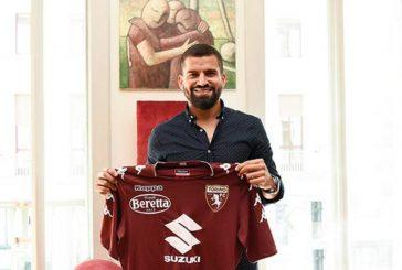 Tomás Rincón llegó cedido al Torino FC