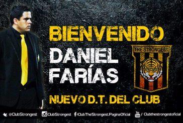 Daniel Farías será el nuevo técnico del The Strongest