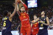 La Vinotinto de Baloncesto fue apabullada por España 90-44