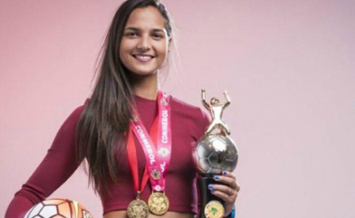 Deyna Castellanos es candidata al premio The Best de la FIFA