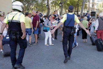 Atentado en la Rambla de Barcelona