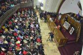 ANC aprueba decreto en el que asume competencias del Parlamento