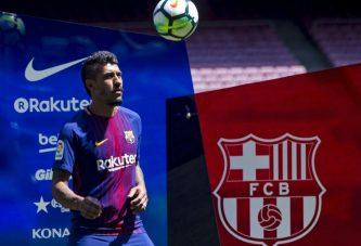 Paulinho ya se entrena con el Barcelona