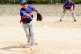 Cachorros superó a Latinos en pelota B-4 de La Fragua
