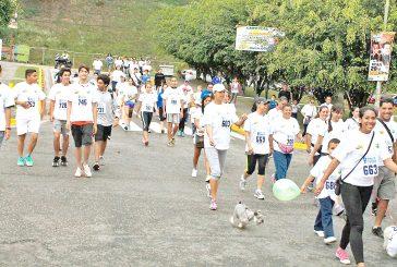 Afinan detalles para  caminata 6K en Carrizal