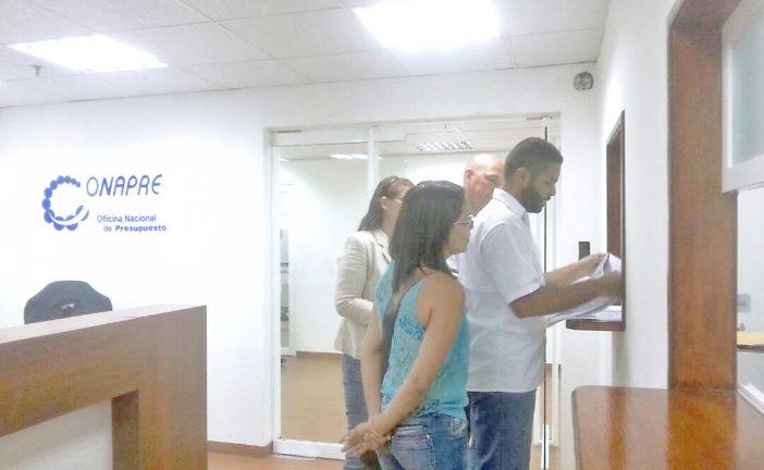Trabajadores de la alcaldía de Los Salias visitaron la Onapre