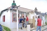 Rehabilitan 130  viviendas