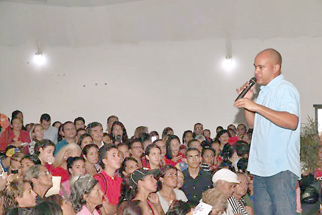 Héctor Rodríguez: Ganaremos  la batalla en Miranda