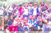 Arrancó plan vacacional comunitario en Carrizal
